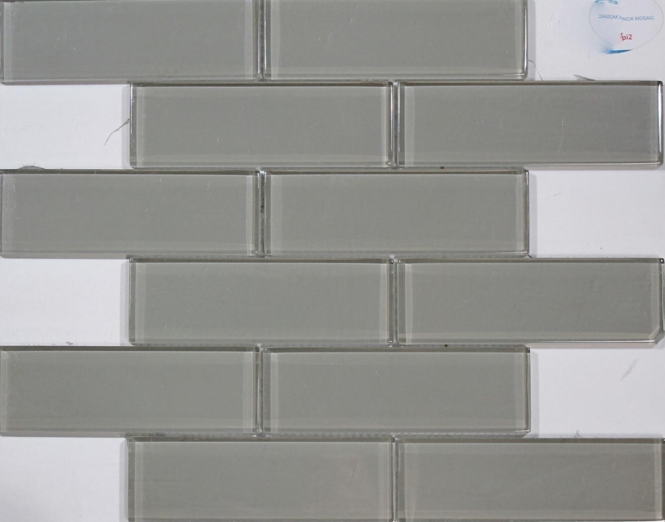 element smoke brick en verre 2 x 6 mondial fr. Black Bedroom Furniture Sets. Home Design Ideas