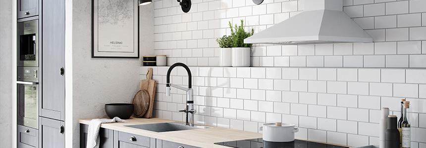 Trois tendances à intégrer à votre cuisine