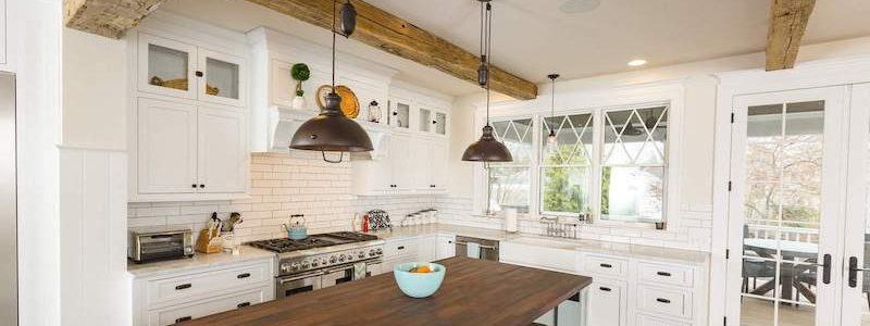Le style maison de ferme dans votre demeure