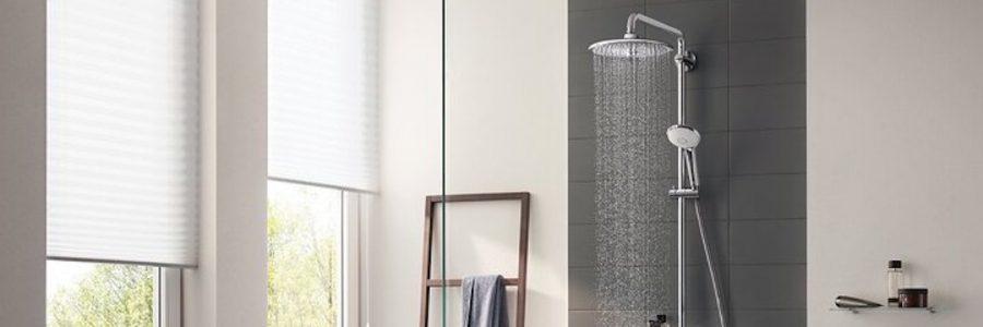 Le remplacement de votre système de douche